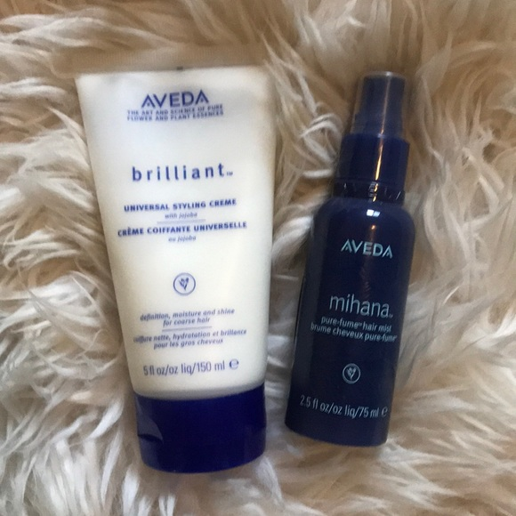 Aveda full size hair products